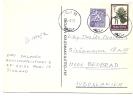 Stamped Stationery - Traveled 1972th - - Postwaardestukken