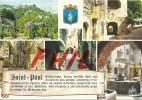 Saint Paul , Pittoresque Bourg Fortifié...ref 1201-257 - Saint-Paul