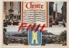 Vence, La Jolie Cité Des Peintres- Carte Multivues, Ref 1201-265/66 - Vence