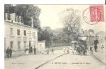 BETZ   ( Oise )  -   Quartier De La Poste   ...très Animée - Autres Communes