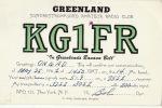 Carte Radio Amateur Greenland NY USA - QSL-Karten