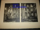 CERISY-LA-FORET ( Manche  )  L´Église ........    ( 1 PLANCHE ) - Architecture