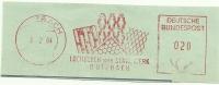 Germany Nice Cut Meter Lochblech Und Stanzwerk Butzbach 3-2-1964 - Fysica