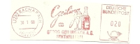Germany Nice Cut Meter GEILING Sekthellerei Bachabach 30-1-1960 - Wijn & Sterke Drank