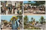 Cpsm Tunisie, Lot 4 Cpsm : Tunis, Djerba, Potier, ... - Tunisie