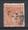 01435 España Edifil 165 O Cat. Eur. 194,-. - 1875-1882 Kingdom: Alphonse XII