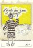 Jean-Luc PERRIGAULT  L´école 1986 - Künstlerkarten