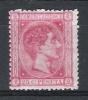 01436 España Edifil 166 * Cat. Eur.  87,- - 1875-1882 Reino: Alfonso XII