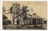DAHOMEY - EGLISE CATHOLIQUE D'AGOUE - Dahomey