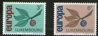 Luxembourg 1965 Europa CEPT, MNH (**) - Luxembourg