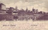 MERBES LE CHATEAU = Vue Générale (écrite) 1902 - Merbes-le-Château