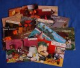 RECETTES - LOT DE 13 CARTES - - Cartoline