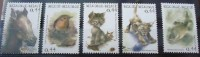 2004 N°3319/3323** Mnh Uit Blok 116 - Postfris - Jonge Dieren - Young Animals - Des Animaux Jeunes - Blocks & Sheetlets 1962-....