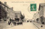 Savigny Sur Braye ( Loir Et Cher - 41 ) Avenue Des Grands Moulins - France
