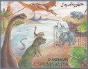 SOMALIA 1993 DINOSAURS DINOSAURIER DINOSAURES DINOSAURI PREHISTORISCHE TIERE PREHISTORIC PREHISTORIQUE MNH NEUFS ** SO - Preistorici