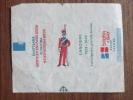 Emballage De Sucre Ancien BEGHIN SAY Série Uniformes Militaires LANCIERS - Sugars