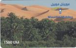 MAURITANIA - Mauritel Prepaid Card(glossy Surface), Exp.date 31/03/03, Used - Mauritania