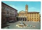 ROMA - PIAZZA E CHIESA DI S. MARIA IN TRASTEVERE - 1958 - Roma