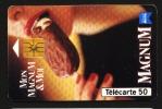 Télécarte 50u Utilisée Luxe   Magnum Glaces   F529    Du 12 / 1994 - France