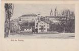 Gruss Aus Freising. Postally Used, 1910. Bericht Auf Deutsch. - Other