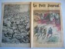LE PETIT JOURNAL N° 1240  20/09/1914SUS AU MONSTRE + LA CHARGE DES TURCOS - Le Petit Journal