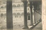 Trapani : Chiostro Santuario Annunziata. Dos Simple. 2 Scans. Edition Modiano - Trapani