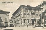 Perugia : Palozzo Donini, Garage Perugia, Tramway. 2 Scans. Edition De Carolis - Perugia