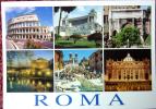 ROME ROMA MULTIVUES - NON ECRITE EN BON ETAT - Unclassified