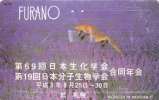 Telephone Card  Japan - Japon : Lavendel - Japan