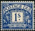 Grande Bretagne (1937) Taxe N 30 * (charniere) - Portomarken