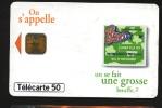 Télécarte 50u Utilisée Luxe  Banco On S'appelle     F869   Du 05 / 1998 - France