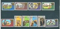 Swaziland:   375/ 384 ** - Swaziland (1968-...)