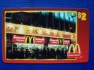 Food, Advertising, Prepaid MINT Card, McDonald´s, Sprint (on Back Side), Hamburger, In Tokyo, Japan - Alimentation