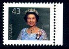 Canada 1985 43c HM Queen Landscape Definitive, MNH - 1952-.... Reign Of Elizabeth II