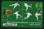Télécarte 50u Utilisée Luxe    Michelin France 98      F871   Du 05/ 1998 - France