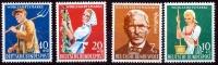 Germania 1958 Sourtax Foe Welfare MNH - Lot. 205 - [6] République Démocratique