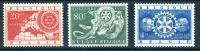 Belgio 1954 Rotary MNH - Lot. 227 - Belgique