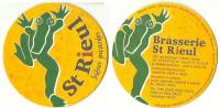 Saint Rieul - Biere Picarde - Beer Mats