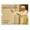 PORTUGAL 2010 - 1v ** (MNH) Visite Du Pape Au Portugal En 2010 - 1910-... Republik