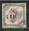 STAMP - REPUBLICA DE HONDURAS -  UPU AERO INTERNACIONAL - L 0.04 - - Honduras