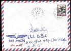 Cov127 Ivory Coast 1996, Youba To UK - Ivory Coast (1960-...)