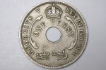 British West Africa - 1 Penny - 1929 - George V - Key Date - Nigeria