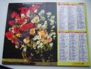 Almanach Du Facteur 1993 - Bouquets De FLEURS  - VOSGES N°88 - LAVIGNE - LA POSTE - Calendari
