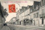 LE MANS   Le Boulevard De La Gare - Le Mans