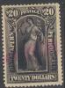 # United States PR 123, Used,  (uspr123-1,10ahs - Newspaper & Periodical