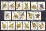 Naa0491 FAUNA VOGELS UIL PAPEGAAI PARROT OWL DOVE BIRDS VÖGEL AVES OISEAUX CISKEI 1981 PF/MNH+ONG/MH(2X)* - Verzamelingen, Voorwerpen & Reeksen