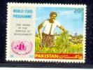 1973 PAKISTAN 10TH ANNIVERSARY OF WORLD FOOD PROGRAMMES UMM F.A.O FAO. - Krankheiten