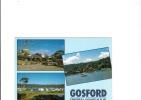 B44586 Australia Gosford Central Coast Boats Bateaux Multiviews Not Used Perfect Shape - Australie