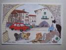 Rosemarie MATHEVET Peintre Animalier. Les Peintres à Eymet. Mai 1994 - Peintures & Tableaux