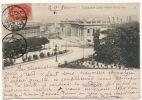 Odessa Hotel De La Ville No 9  Postally Used Odessa Ukraine 1905 - Ukraine